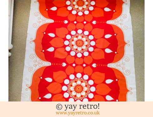 0: Fabric Panel / Tablecloth from Finland (£20.00)