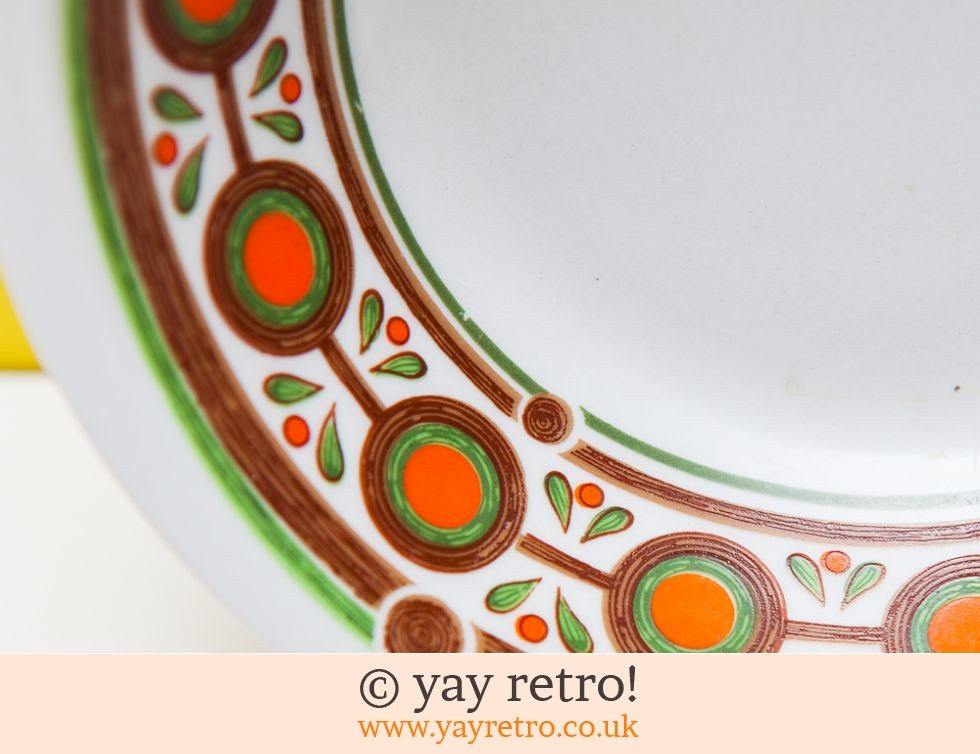 Orange Italian Funky Dish (£4.00)