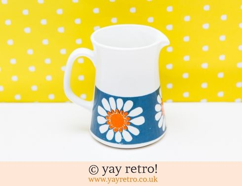 60: Figgjo Daisy Tall Milk / Cream Jug (£30.00)