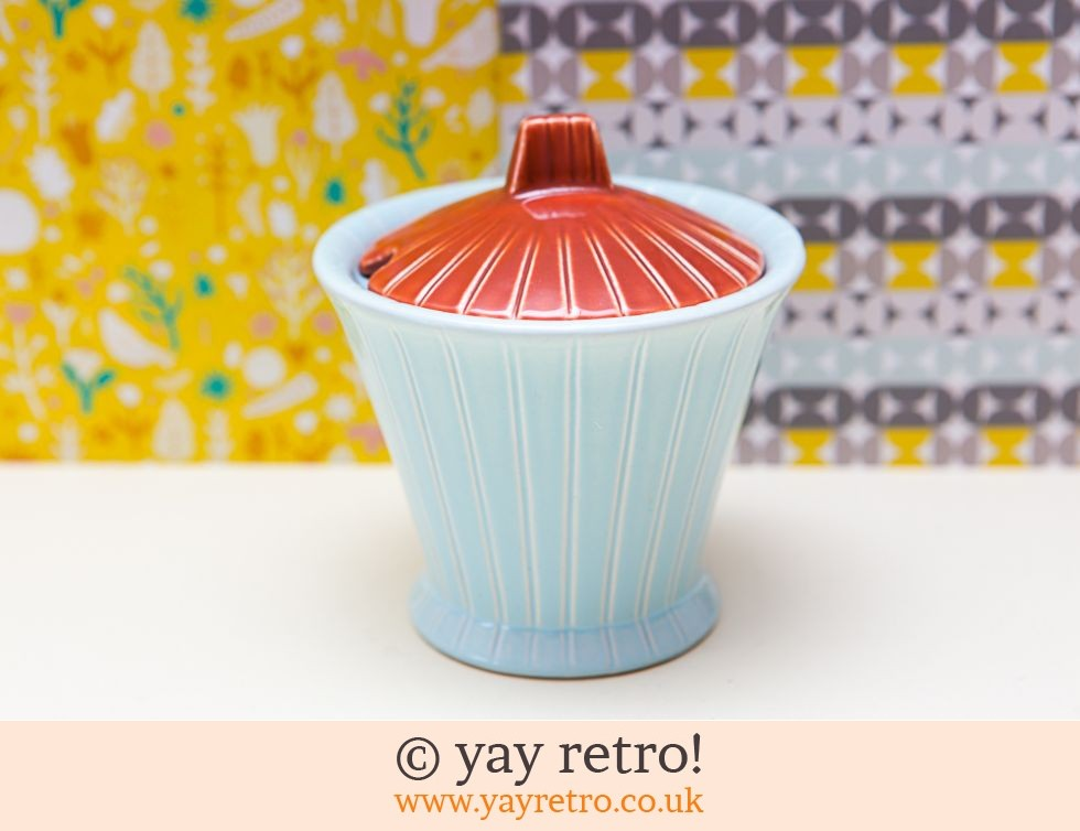 Sylvac Preserve Pot / Lidded Sugar 2172 (£16.00)