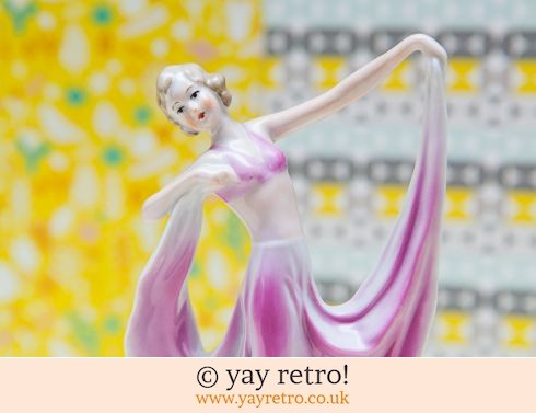 0: Art Deco Dancing Girl (£21.00)