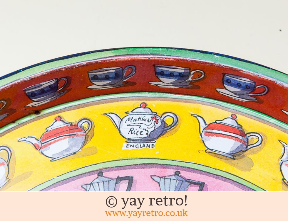 Matthew Rice Teapot Tray (£9.50)
