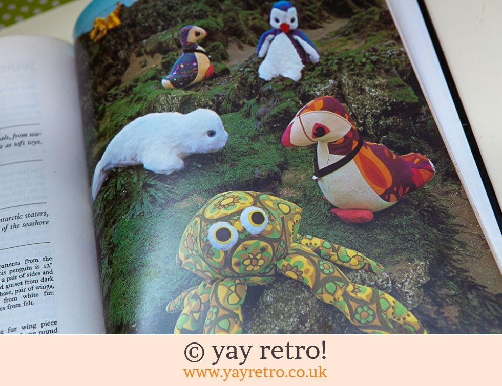Soft Toy Making Book 1974 (£8.00)