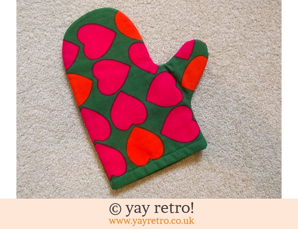 Laurids Lonborg: Laurids Lonborg Oven Glove (£9.50)