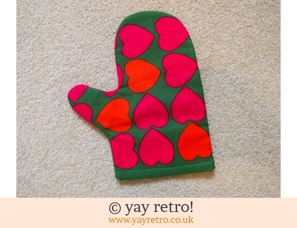 Laurids Lonborg Oven Glove (£9.50)