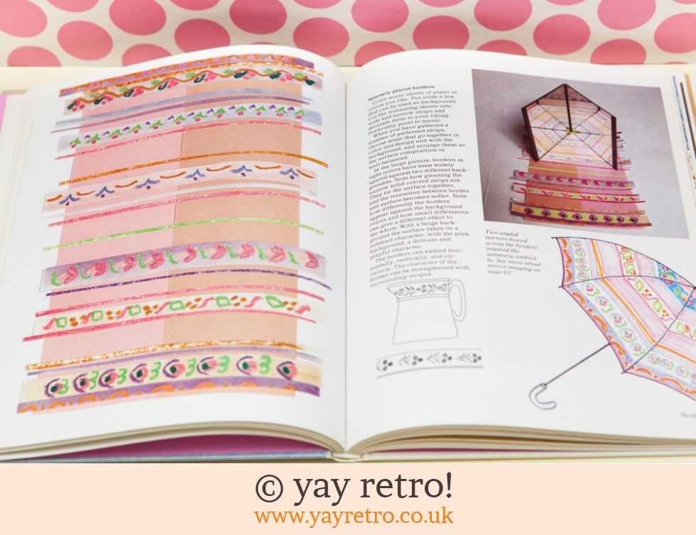 The Textile Design book Karin Jerstorp 1986 (£5.00)