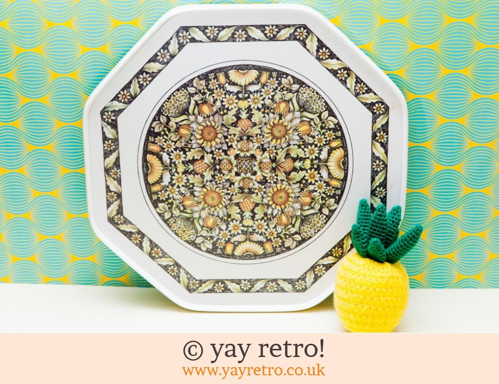 Pat Albeck Hexagon Tray (£14.00)