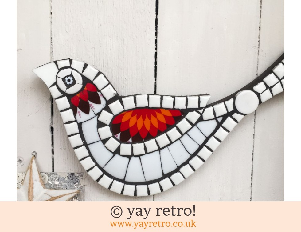 Red Wing Mosaic Bird #1 (£26.00)