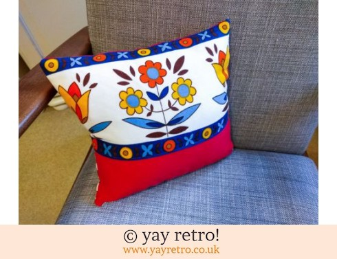 0: Happy Scandi Scatter Cushion (£12.00)