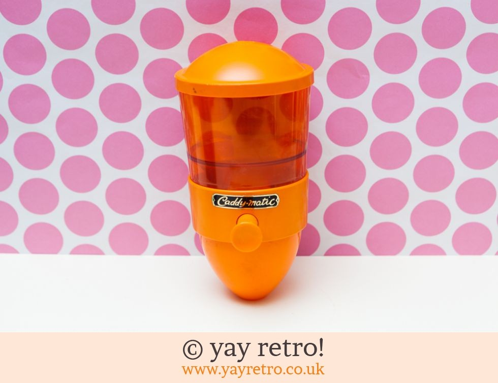 Orange Boxed Unused Caddy Matic Tea Dispenser Buy Yay