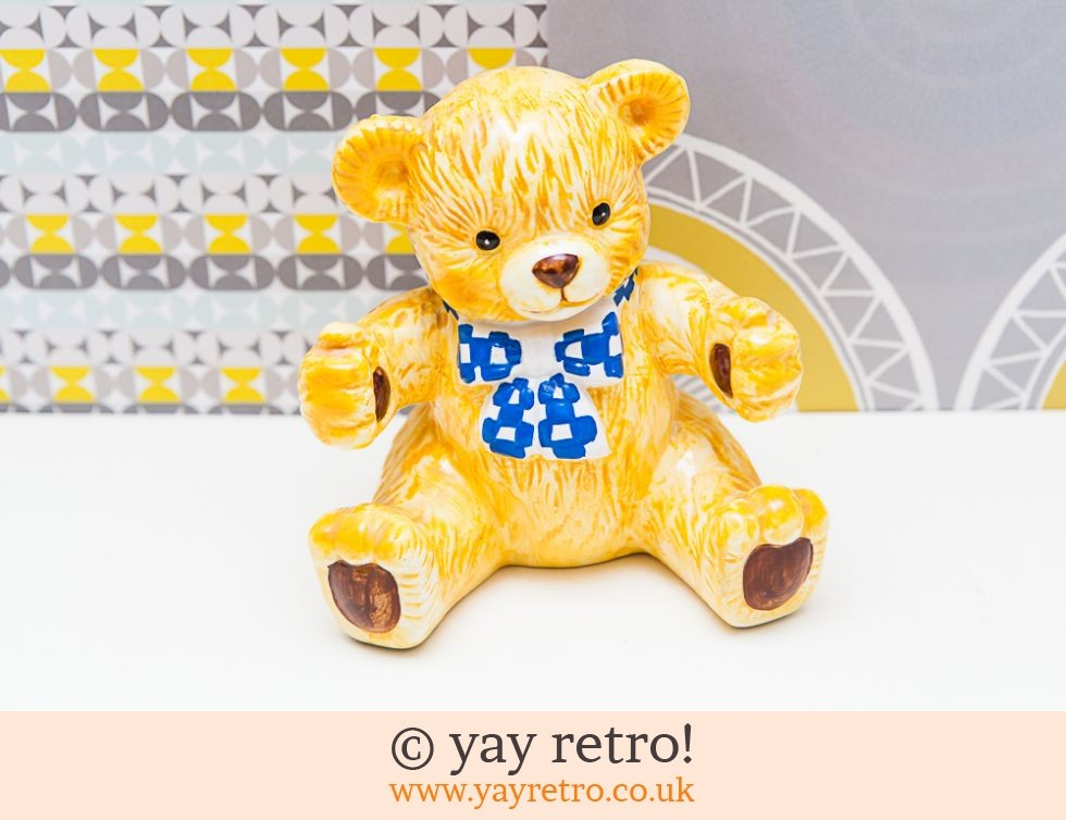 Teddy Bear Money Box (£2.50)