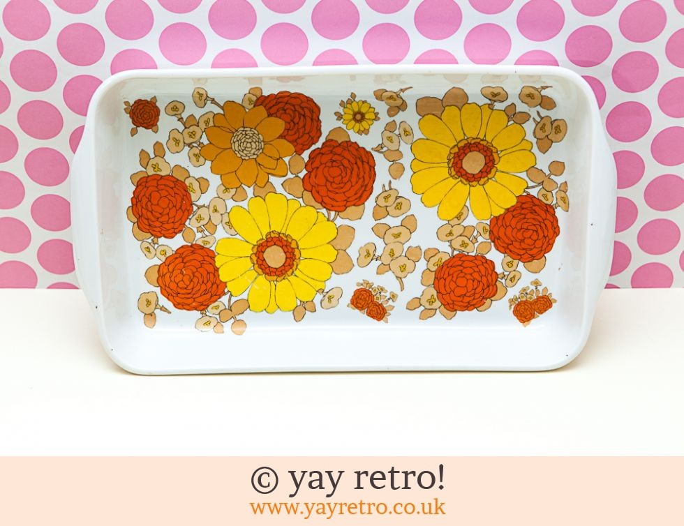 Pillivuyt, France: large Flower Power Lasagne / Baking Dish (£17.50)