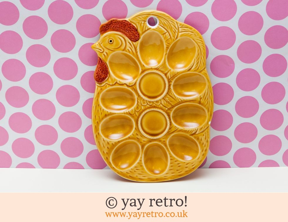 Vintage Chicken Shaped Egg Holder (£12.75)