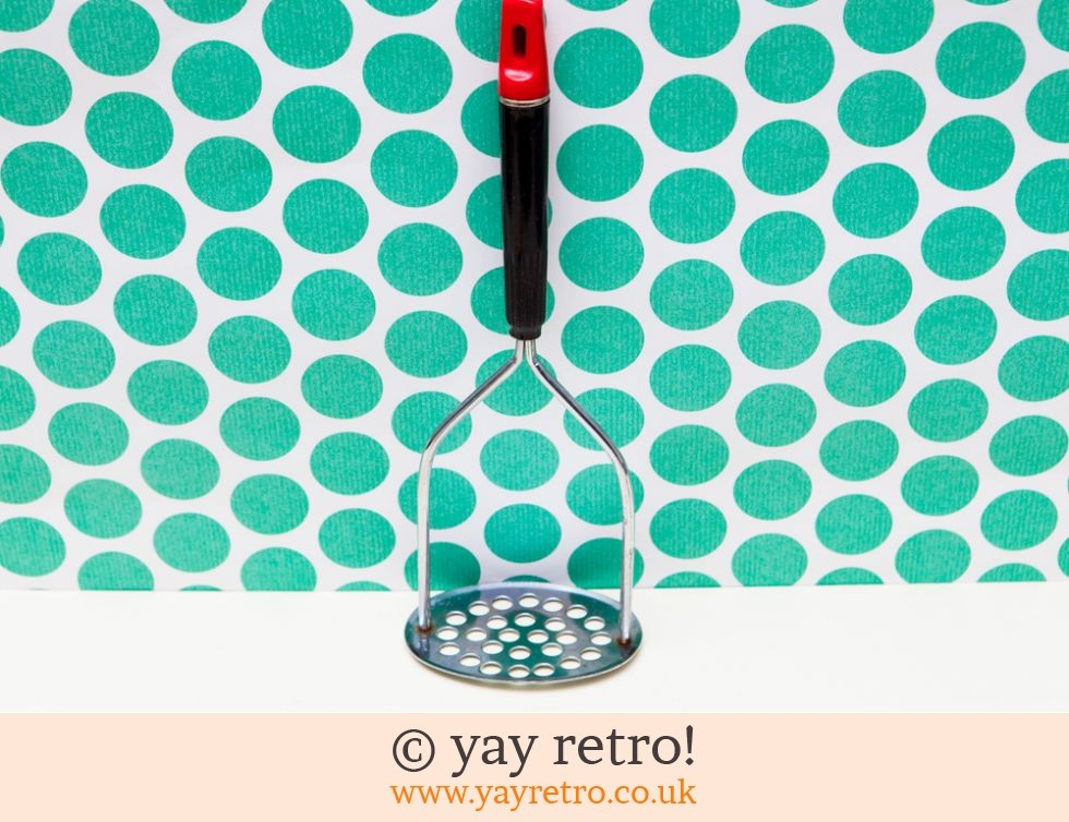 Vintage Potato Masher (£5.90)