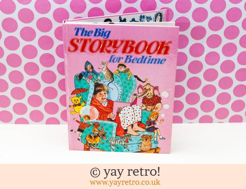 As New Vintage Storybook for Bedtime - Amazing Illustrations! (£10.00)