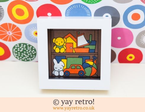 201: Dick Bruna Picture 4 x4 (£6.50)