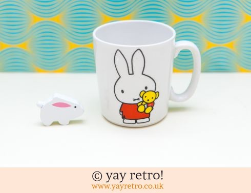748: Dick Bruna Miffy Mug 1971 (£14.00)