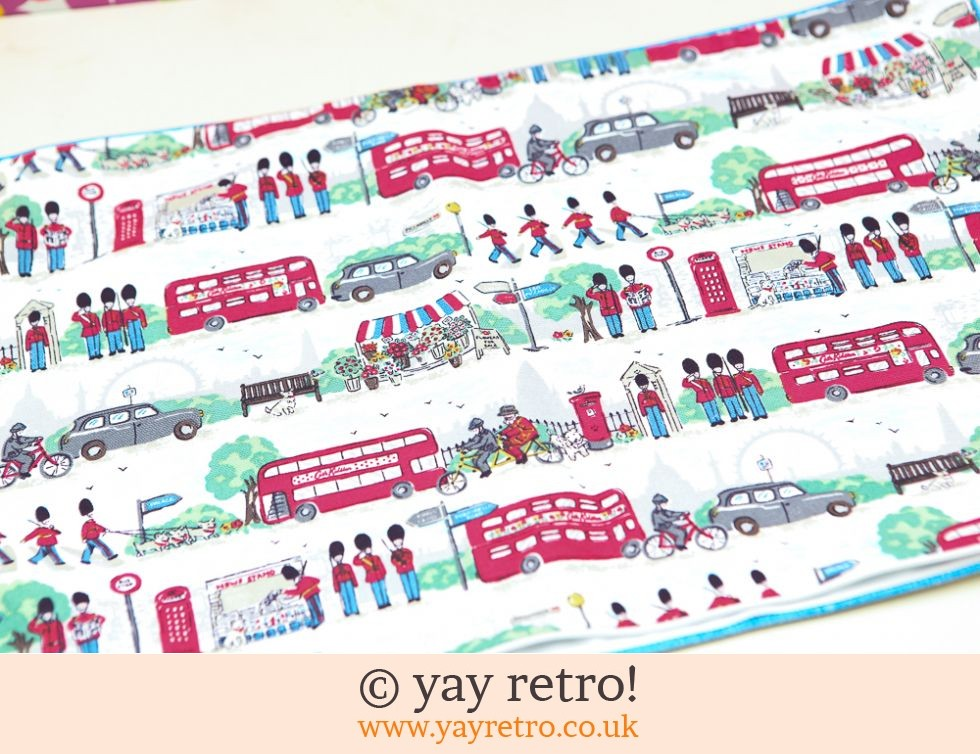 Cath Kidston 'London' Cushion Cover (£6.00)