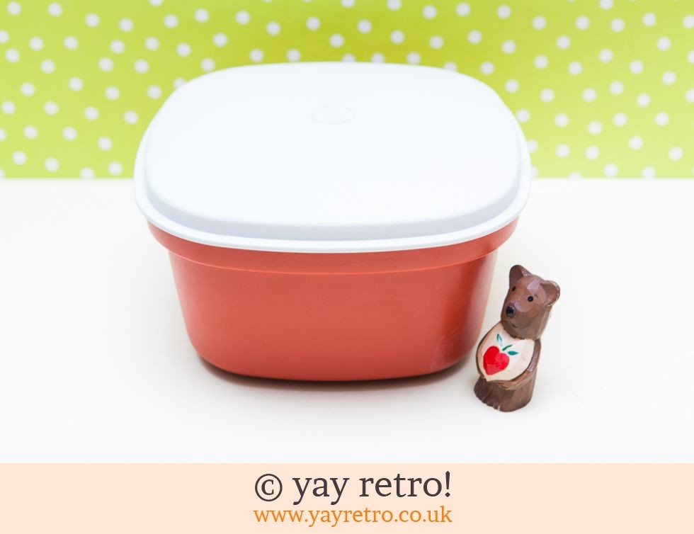 Vintage Tupperware Rice Cooker or Storage Container Vintage Shop