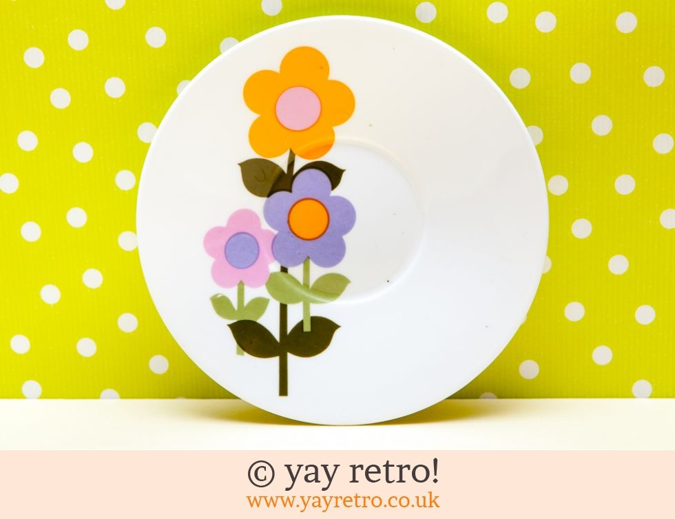 Hostess Tableware: Dolly Days Saucer (£6.50)