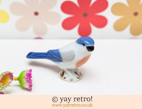 0: Pretty Porcelain Bluebird (£6.50)