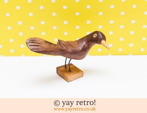 0: Wooden Blackbird (£6.00)