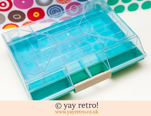 0: Storage Box for Sewing Bits & Bobs etc - Denmark (£9.95)