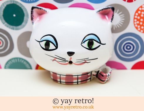 740: Howard Holt Cat Wall Hanging (£21.00)