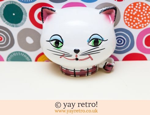 740: Howard Holt Cat Wall Hanging (£12.50)