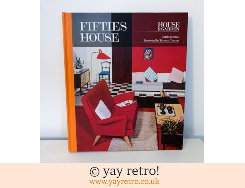 865: Fifties House Book (£15.00)
