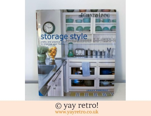 863: Storage Style Home Design Book (£12.00)