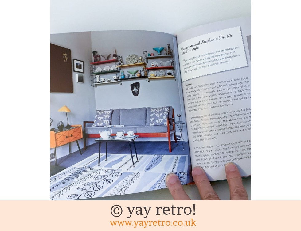Style Me Vintage Home Book (£15.50)