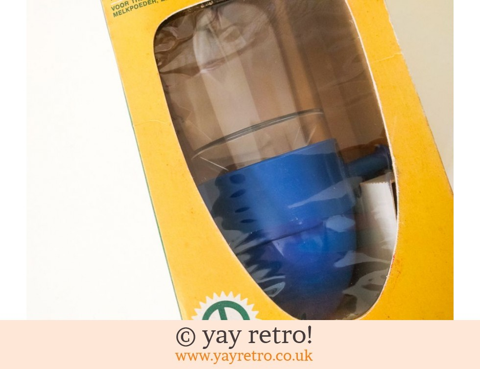 Blue Boxed Unopened Caddy-Matic Tea Dispenser (£57.00)