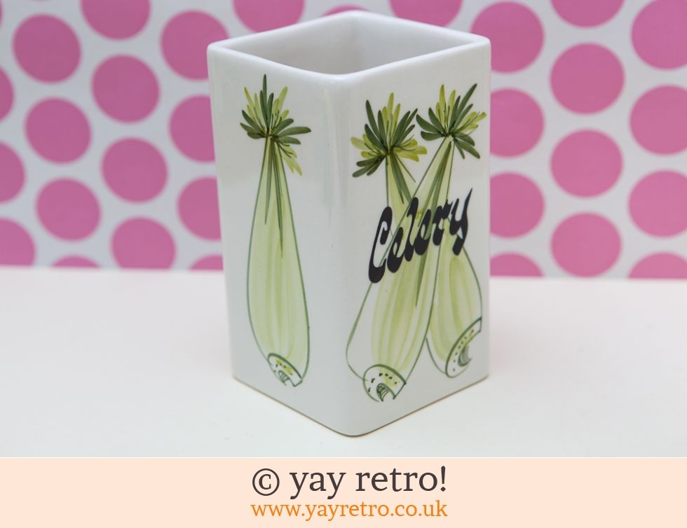 Superb Toni Raymond Celery Pot (£12.00)