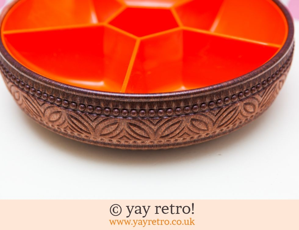 Bright Orange Emsa Snack Bowl (£17.00)