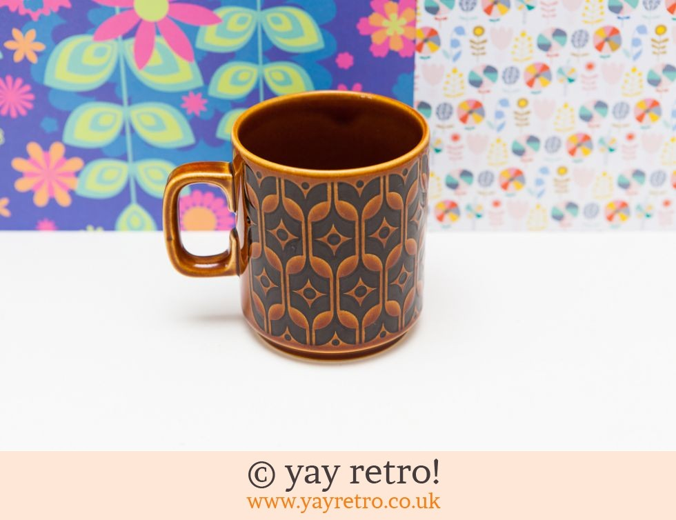 Hornsea Heirloom 1970s Mug (£7.00)
