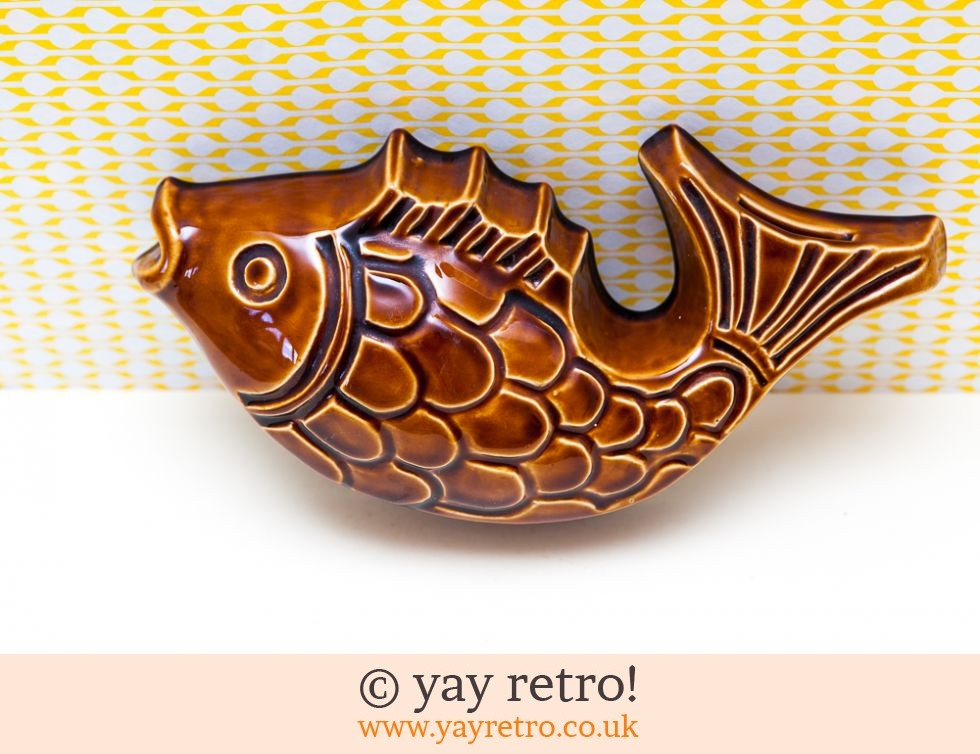 Arthur Wood Large FIsh Wall Plaque (£14.00)