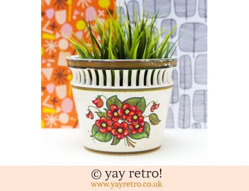 362: Vintage Emsa Large Plant Pot Holder (£8.00)