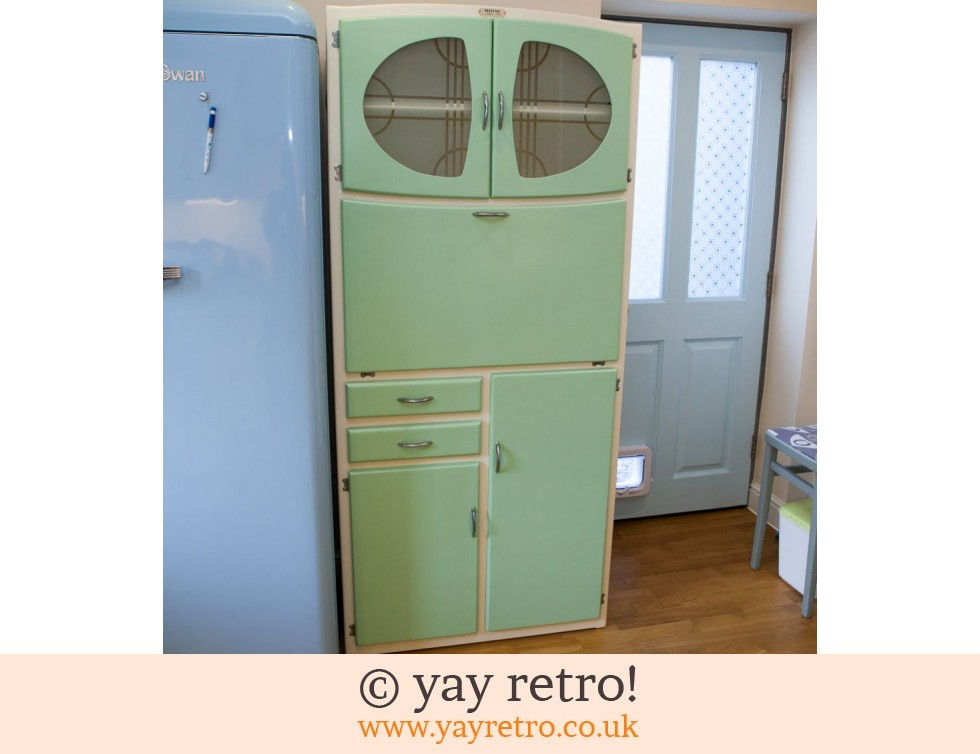 Resto-worx: 1957 Vintage Kitchen Unit Fully Restored (£390.00)