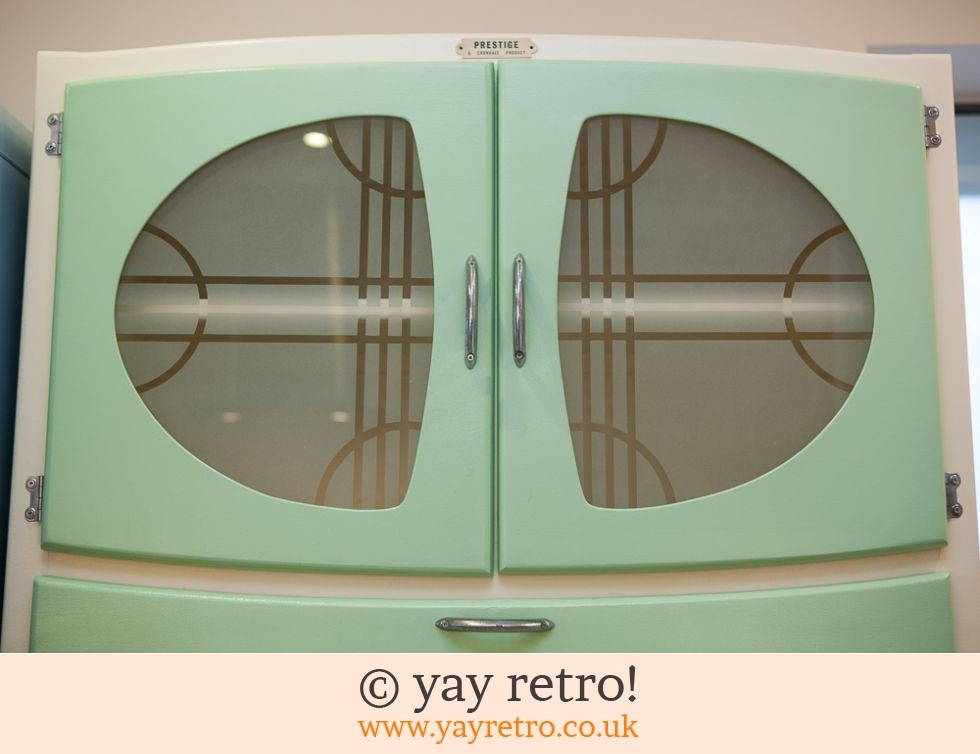 1957 Vintage Kitchen Unit Fully Restored (£390.00)