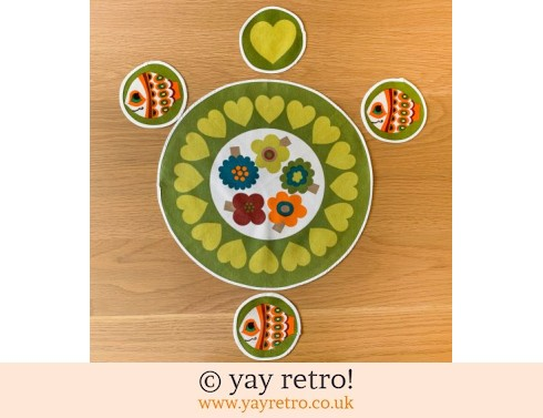 400: Laurids Lonborg Table Mat & Coasters (£15.00)