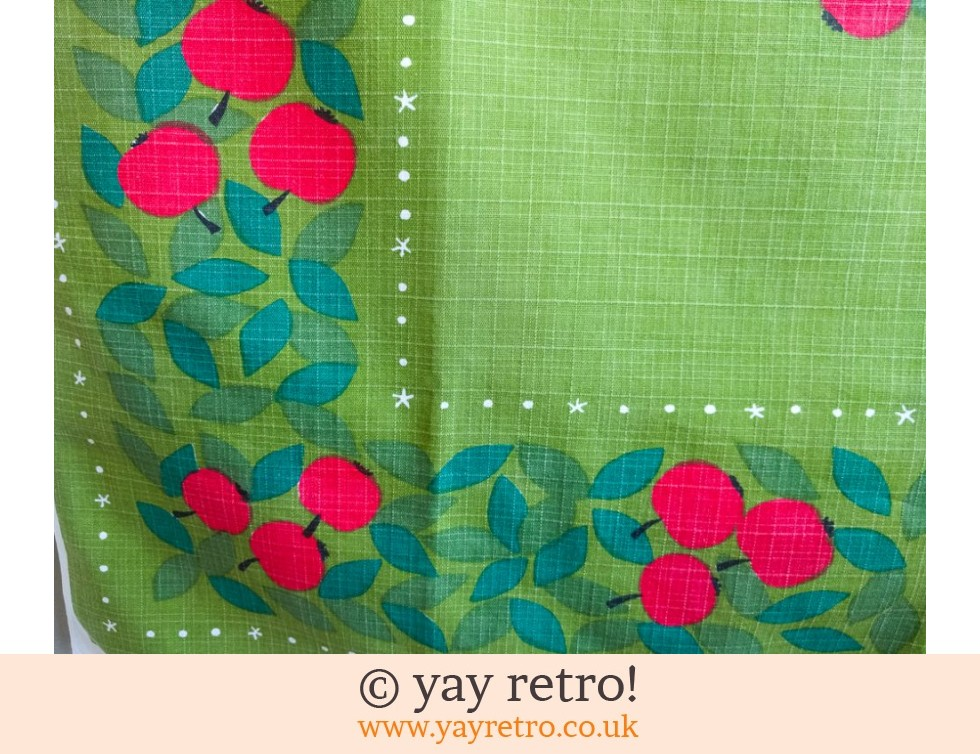 Scandi Apples Tablecloth (£20.50)