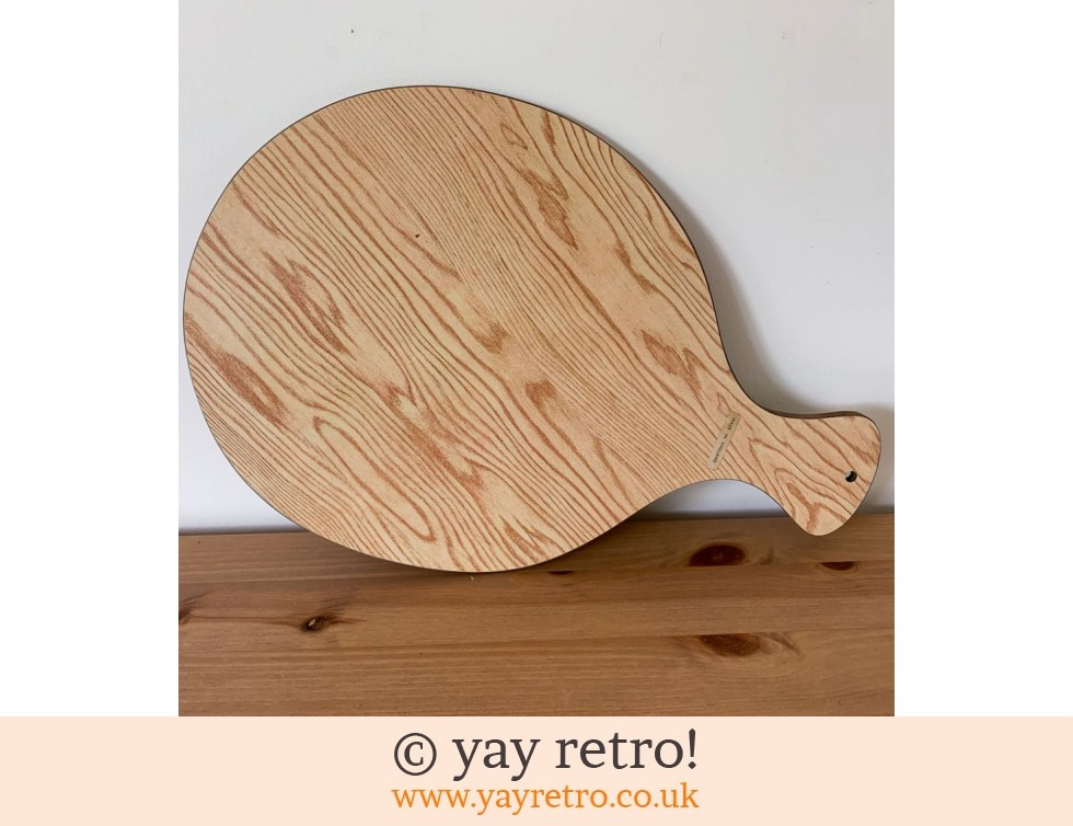 Taunton Vale Chopping Board - Bouquet 60/70s (£26.00)