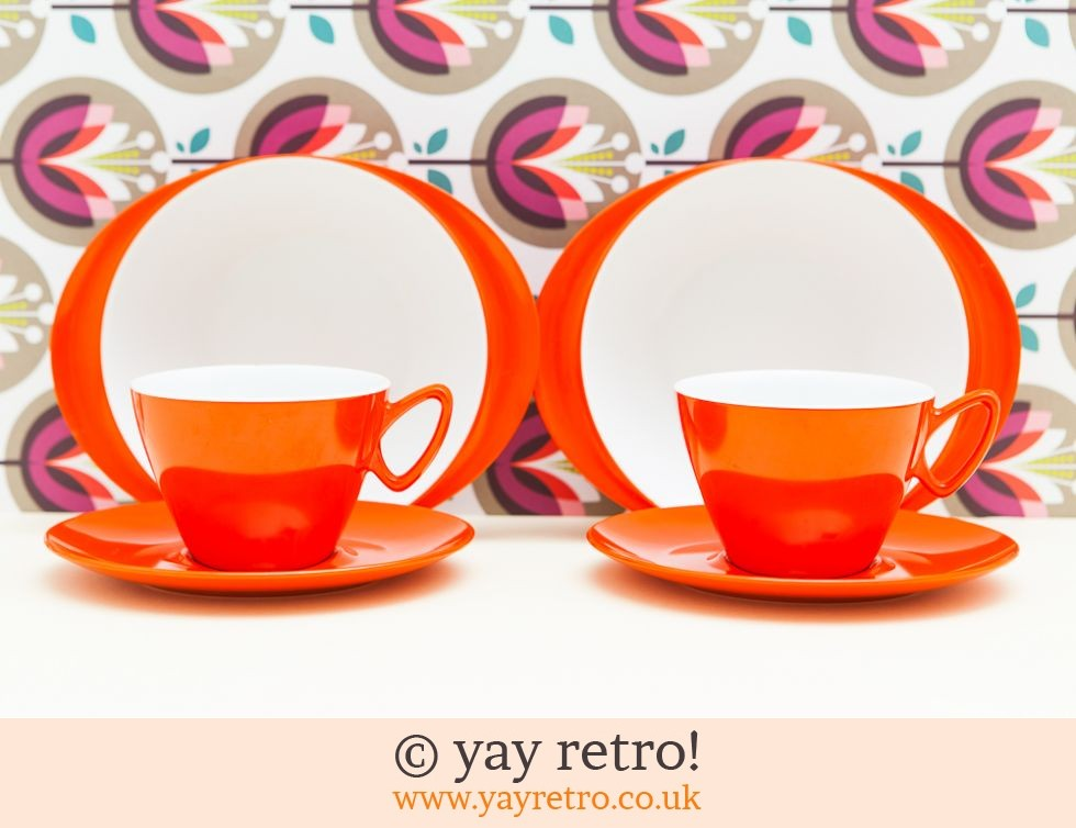 Gaydon Melmex: Orange Gaydon Breakfast Set (£22.00)