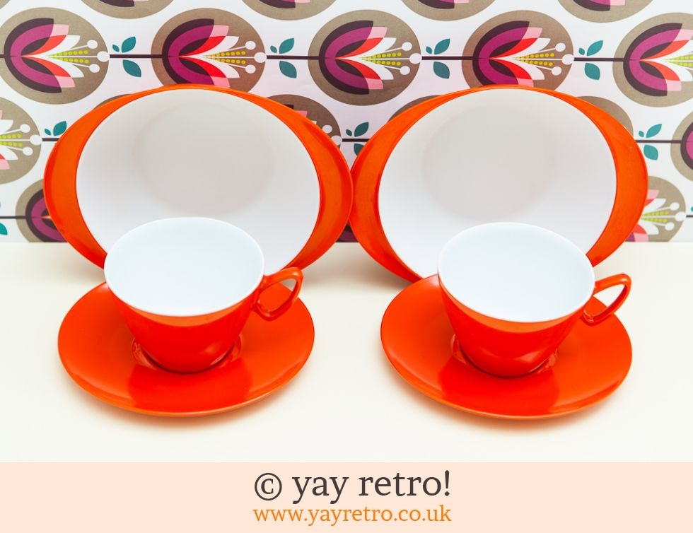 Orange Gaydon Breakfast Set (£22.00)