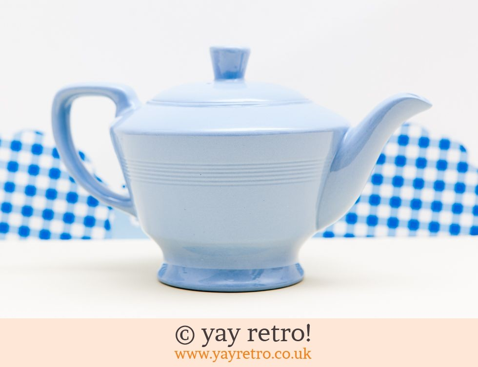 Woods Ware: Perfect Iris Teapot (£22.00)