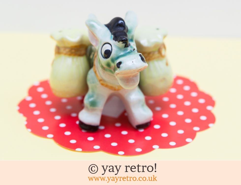 Laughing Donkey Cruet Set (£15.00)