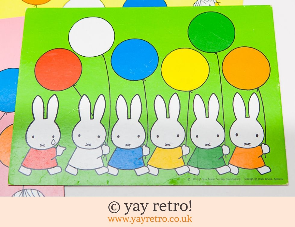 Miffy Match a Balloon Colour Matching Game (£12.75)