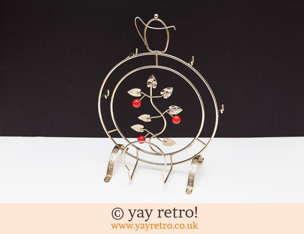 1950s Wire Rack with Atomic Ball Berries! (£14.00)