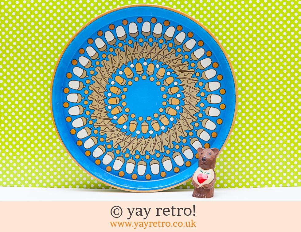 1960s/70s Acorn National Trust Tray Blue (£22.50)